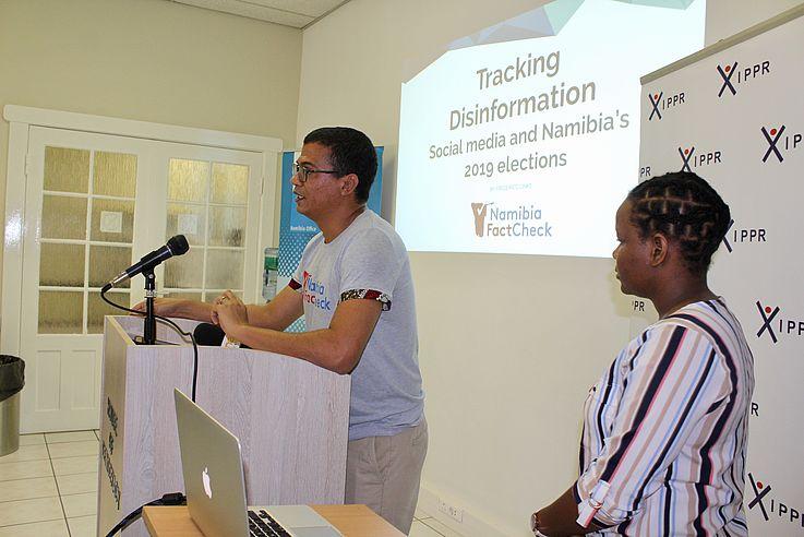 IPPR: Tracking Disinformation