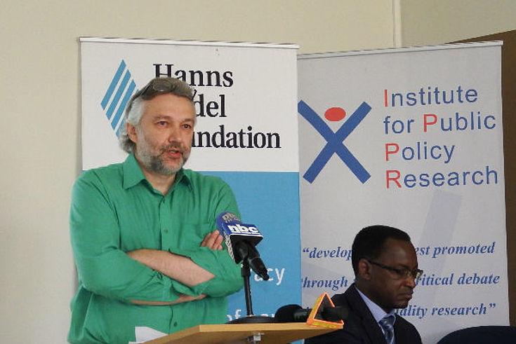 Graham Hopwood, IPPR