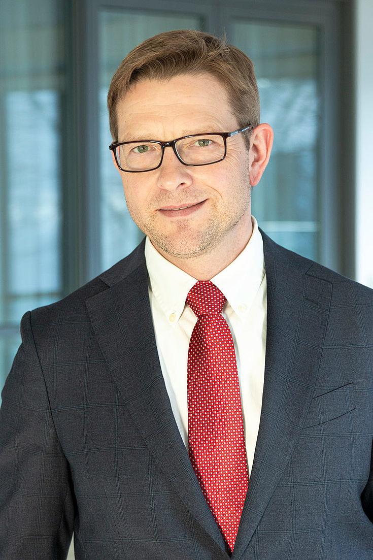 Secretary General Oliver Jörg
