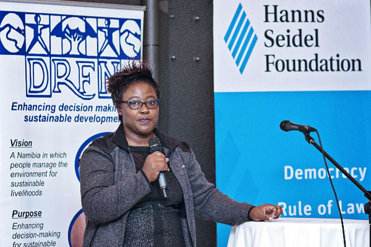 Rennie Munyayi, DRFN