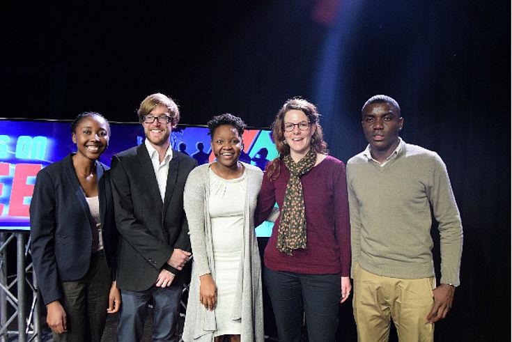 Harambee's panelists