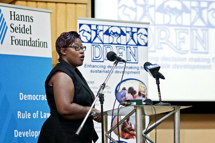 Ms. Rennie Munyayi, DRFN