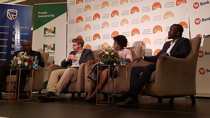 Public Discussion: Recovering from the Economic Downturn