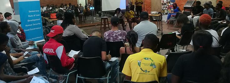 Public Discussion on the Future of Arts in Namibia