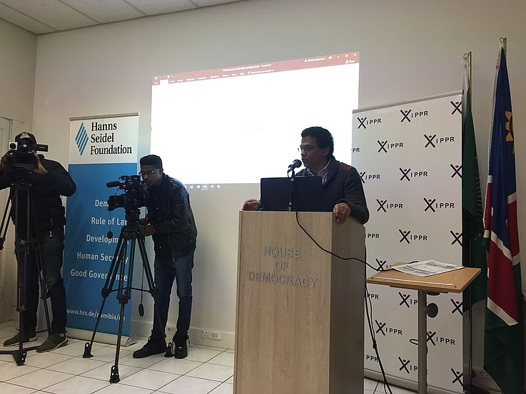 Launch of Public Procurement Tracker