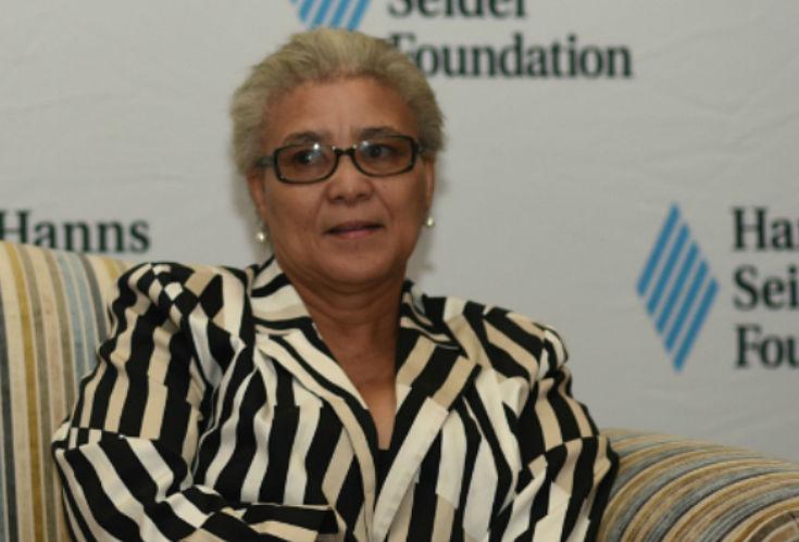 Hon. Lucia Witbooi